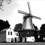 verbouw molen met pakhuis van Ark Vorden